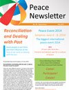 Peace Newsletter 38, May 2014