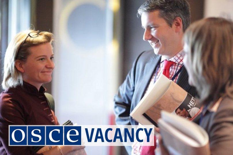 OSCE oglas za posao: National Legal Officer – Mreža za izgradnju mira