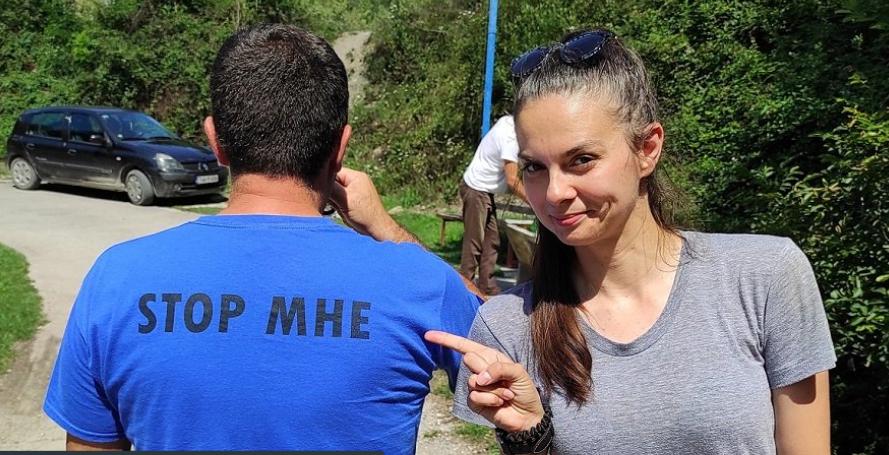 Pokret odbrane rijeka Bosne i Hercegovine ujedinio je