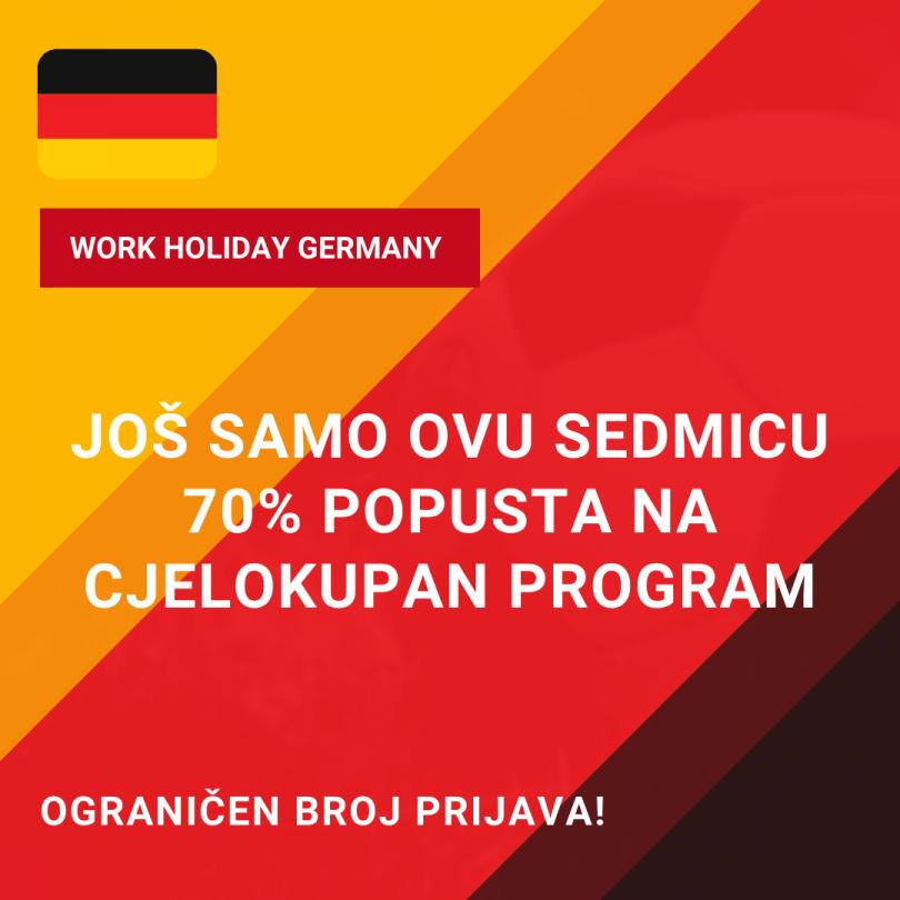 Radi i putuj u Njemačkoj– jedinstvena prilika za studente – Mreža za  izgradnju mira